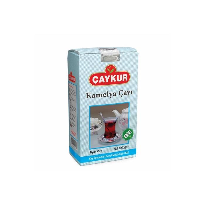 Çaykur Kamelya Çayı 1000gr 10'lu Koli resmi