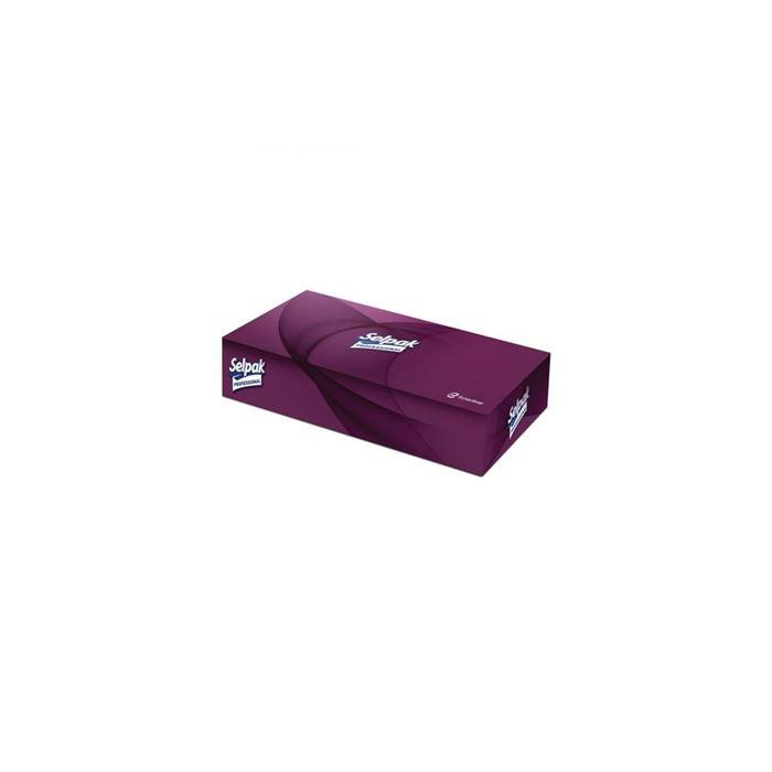 Selpak Professional Extra Kutu Mendil 80'li 24 Paket 2 Katlı resmi