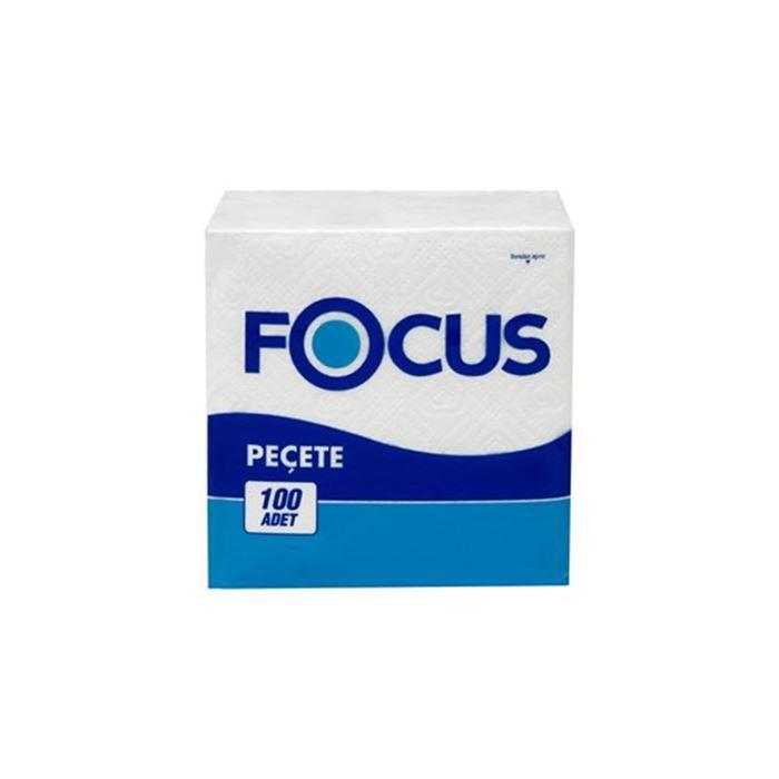 Focus Extra Peçete 30*30 100*24 resmi