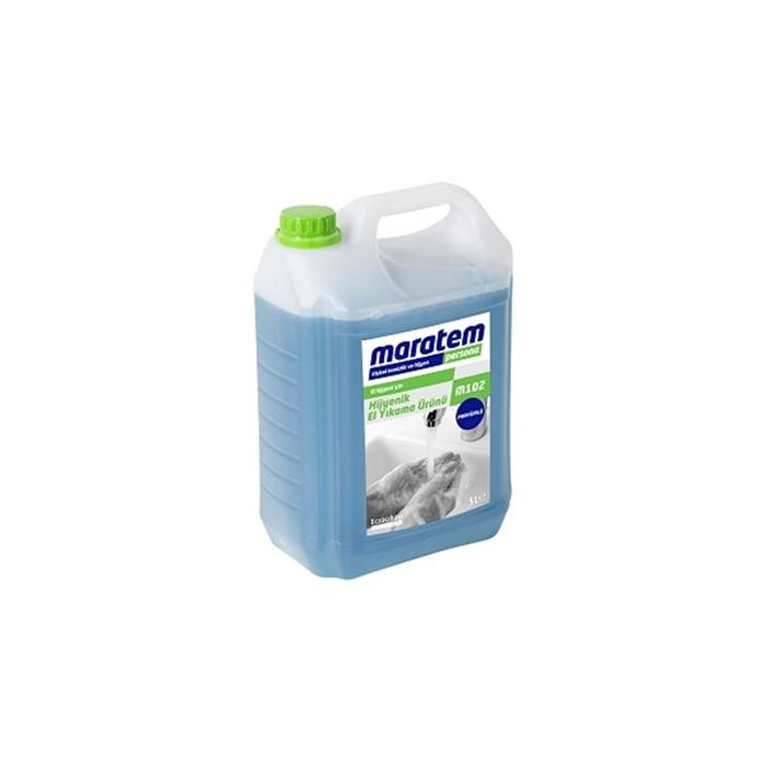 Maratem m102 Antibakteriyel Sabun 5kg resmi