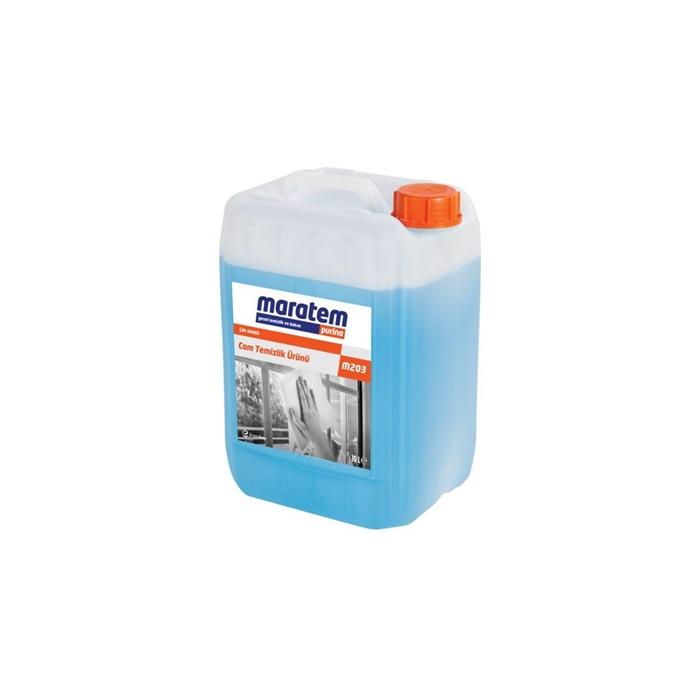 Maratem m203 Cam Temizlik Ürünü 10kg resmi