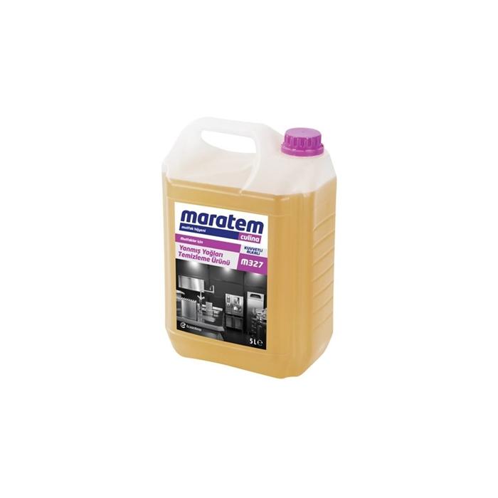 Maratem M327 Yanmış Yağları Temizleme Ürünü 5kg resmi