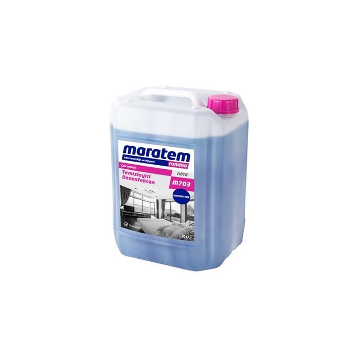 Maratem M703 Çok Amaçlı Temizleyici Dezenfektan 20kg resmi