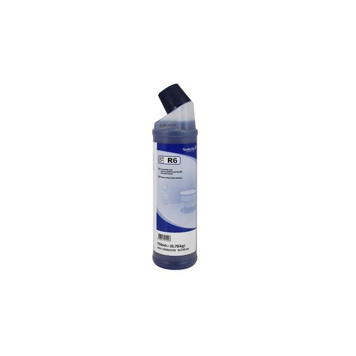 Diversey Room Care R6 Ağır Kirler İçin Klozet Temizlik Ürünü 0,78kg(6'lı koli) resmi
