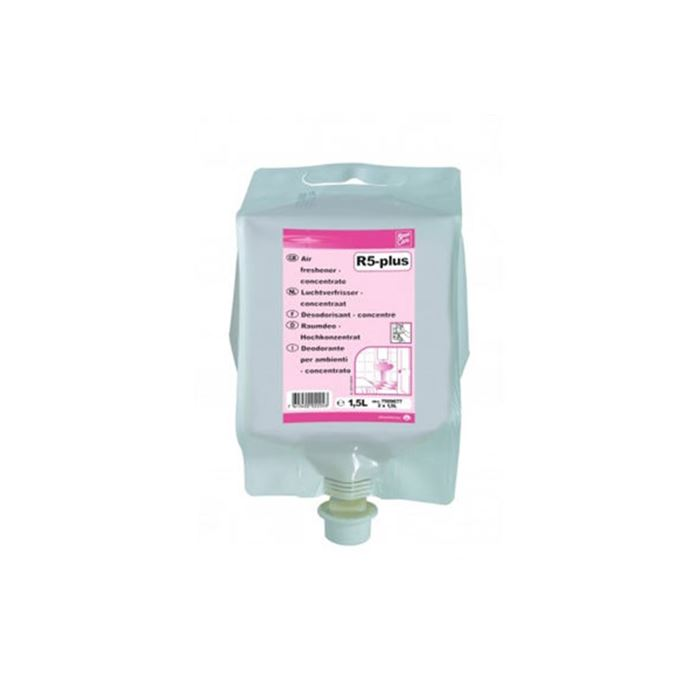 Diversey Room Care R5 Plus Konsantre Hava Şartlandırıcı 1,52kg (2'li koli) resmi