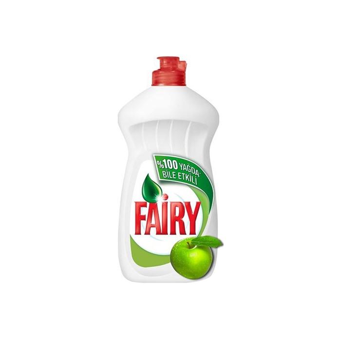 Fairy Elde Bulaşık Deterjanı Elma 650ml 20'li Koli resmi