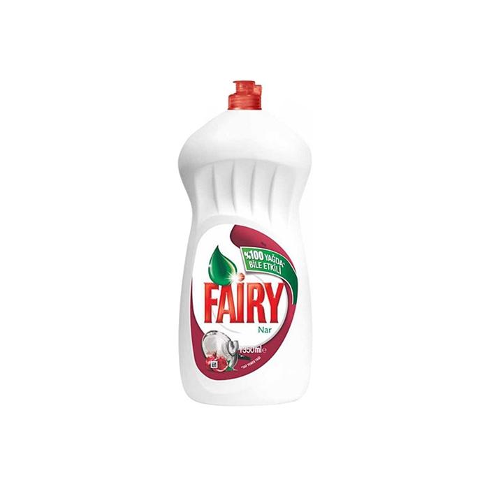 Fairy Elde Bulaşık Deterjanı Nar 1350ml 9'lu Koli resmi