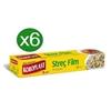 Koroplast Streç Film 30cmx100 mt ( Pratik Kesme Bıçağı Hediyeli Paket )*6 Adet resmi