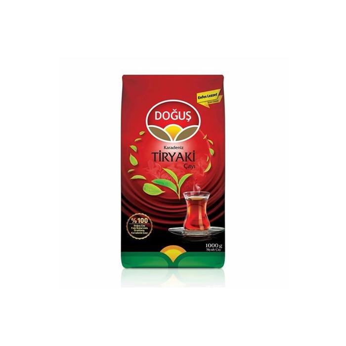 Doğuş Tiryaki Çayı 1000gr 12'li Koli resmi
