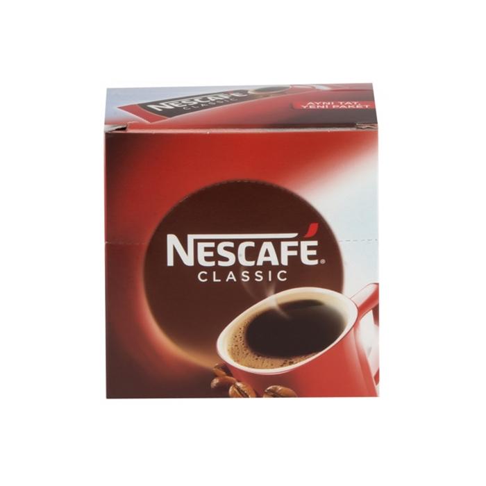 Nescafe Classic Kahve 2 x 50 Gr resmi