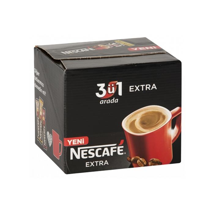 Nescafe 3ü1 Arada Extra Bol Kahveli 48 Adet resmi