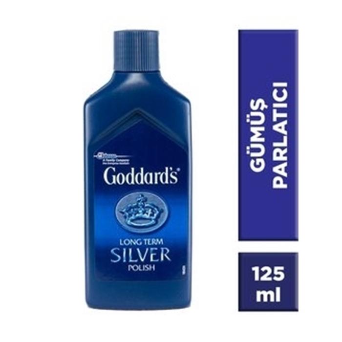Goddard's Gümüş Parlatıcı 125 ml 6'lı Set resmi